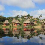 Lugares turísticos de la Amazonía ecuatoriana