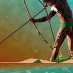 pesca en el amazonas