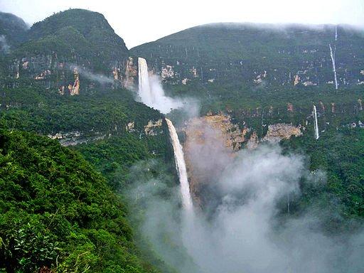 Lugares turísticos del Amazonas Peruano