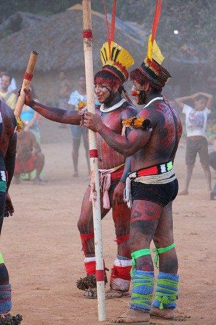 rituales tipicos de la cultura del amazonas