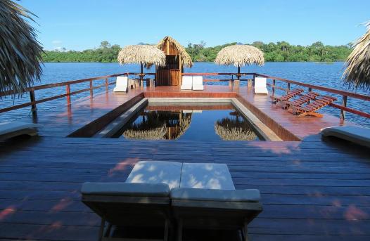 hoteles manaos amazonas brasil