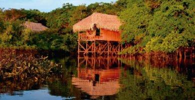 hoteles del amazonas