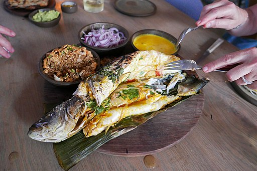 platos tipicos del amazonas