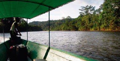 economia de la region amazónica
