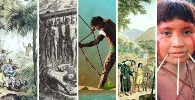 indigenas del amazonas