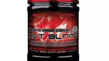 Hot Blood 3.0 - 300gr [SC] Blue Guarana Blue Guarana ( Guaraná)