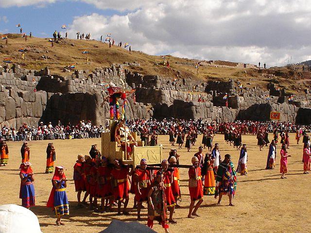 inti raymi: fiesta de cosecha andina