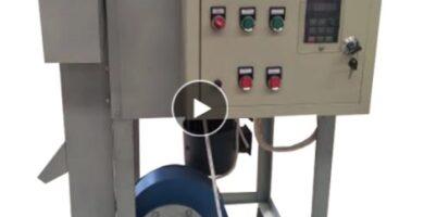 Sacha Inchi máquina descascaradora de nueces