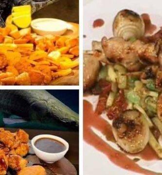 Gastronomía Amazónica Boliviana