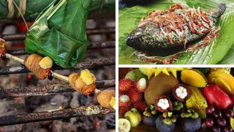 Gastronomía Amazónica colombiana