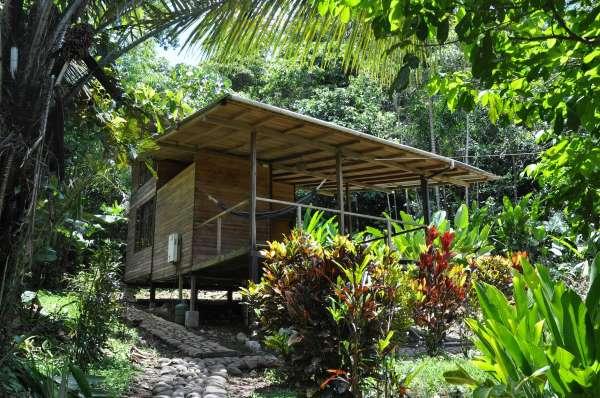 huella verde hoteles amazonas ecuador oriente ecuatoriano low