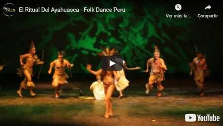 danza ayahuasca