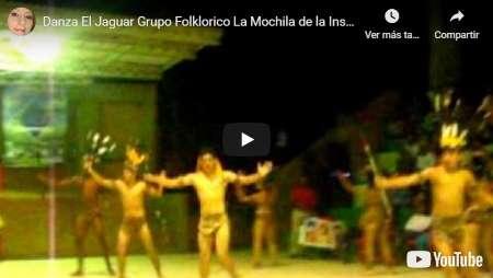 danza el jaguar
