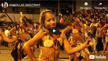 danza las amazonas