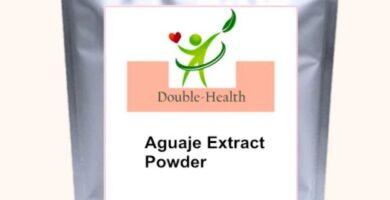 Extracto de Aguaje en polvo-forma curva de pecho y nalgas más grande para mujer