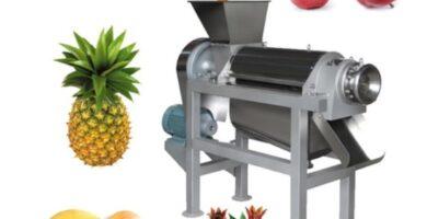 Máquina Industrial de zumo de frutas comercial de alta calidad JQ, máquina extractora de exprimidor en frío