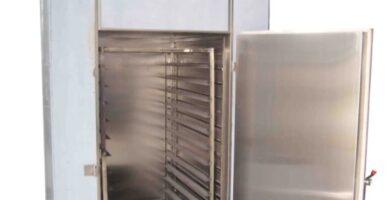 Máquina secadora de frutas y verduras con bandeja, secadora de hongos comestibles, máquina de secado de rebanadas de yuca