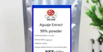 Producto Premium polvo de extracto de Aguaje Natural polvo de brillo festivo apoya el aumento de pechos y nalgas envío gratis