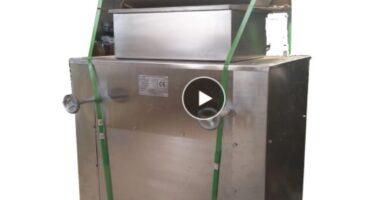 Desgranadora de granos de Cacao UDKT 2 pequeña máquina descascaradora de Cacao de alta calidad máquina descascaradora