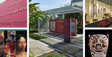 museo etnográfico del banco de la republica leticia colombia amazonas