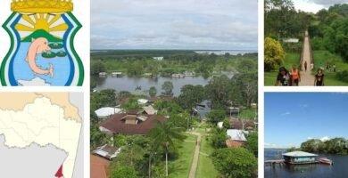Puerto Nariño amazonas colombia