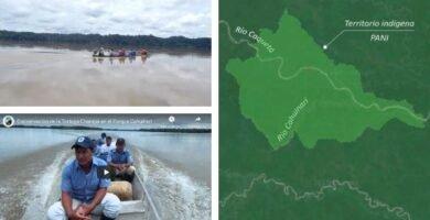 parque nacional cahuinari