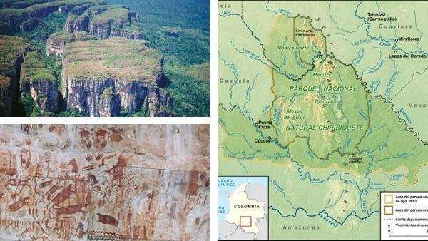 parque nacional chiribiquete