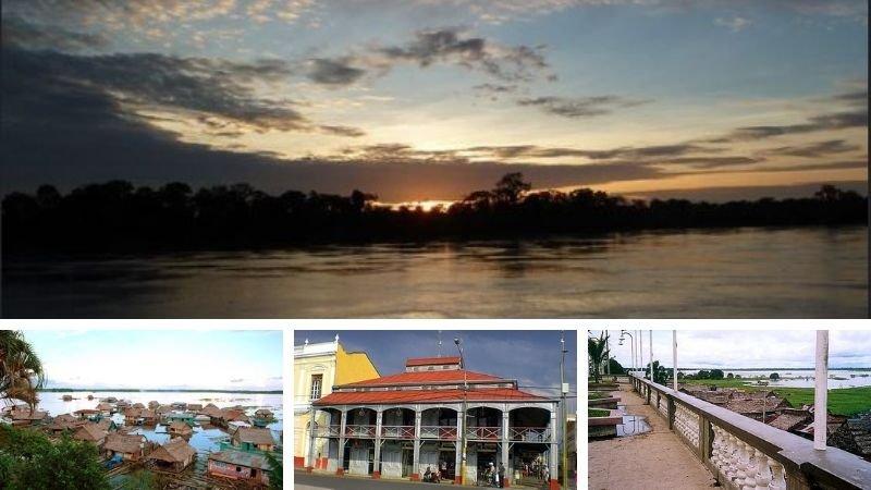 Loreto Amazonas Perú