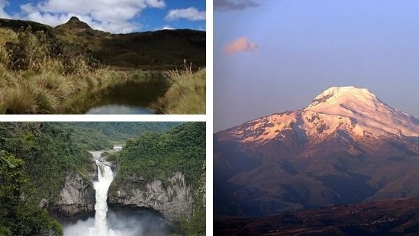 Parque Nacional Cayambe