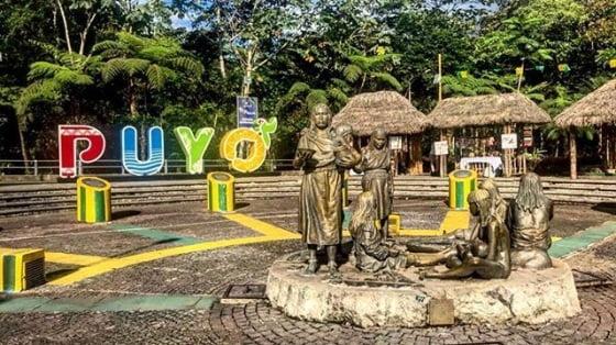 plaza puyo