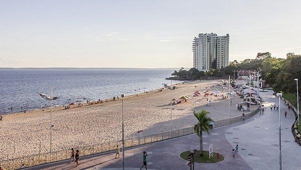 Playa Ponta Negra