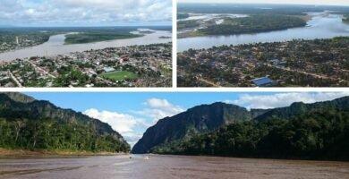 Portadas del Amazonas Rurrenabaque