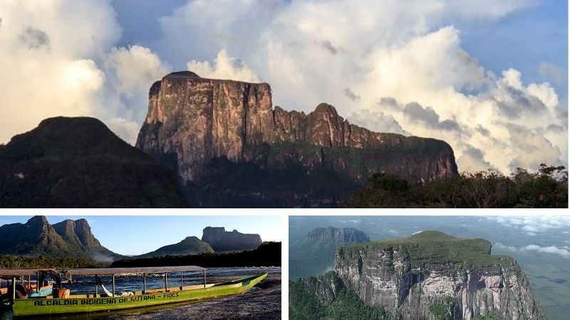 Monumento Natural Cerro Autana