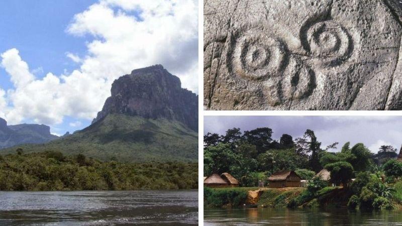 Reserva Biósfera Alto Orinoco-Casiquiare