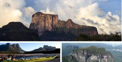 Monumento Natural Formaciones de Tepuyes